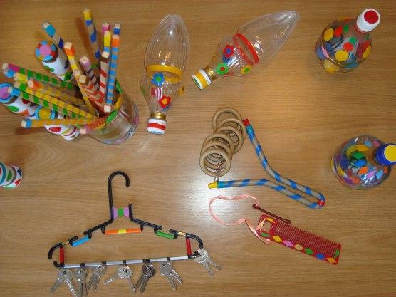Игрушки для дете своими руками